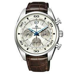 【正規品/新品】メンズ腕時計,カンパノラメカニカルコレクションクロノグラフ【CAMPANOLA】NZ1001-09A
