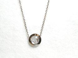 ショパール/K18WGダイヤネックレス/ネックレス/ねっくれす/ジュエリー/女性用/レディース/プレゼント/ギフト/お買い得/オススメ/送料込み/宝石