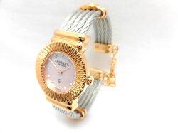【新品】シャリオールCHARRIOLサントロぺレディース028IP.540.462/F122腕時計/女性/レディース/Lady's/時計/ウォッチ/うでどけい/watch/高級/ブランド