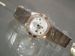 【正規品/新品】レディース腕時計,オメガコンステレーション[OMEGAConstellation]Ref,123.25.24.60.05.002