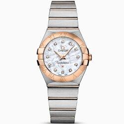 【正規品/新品】レディース腕時計,オメガコンステレーション[OMEGAConstellation]Ref,123.20.27.60.55.001