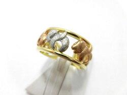 K18Pt地金リングG1236/12号/リング/指輪/ring/ジュエリー/ダイヤ/女性用/レディース/プレゼント/ギフト/お買い得/オススメ/送料込み/宝石