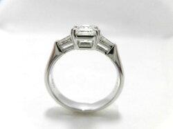 Ptブラウンダイヤモンドリング/D2.03ct0.15ct/E7785/SI2/リング/指輪/ゆびわ/ring/ジュエリー/女性用/レディース/プレゼント/ギフト/お買い得/オススメ/送料込み/宝石