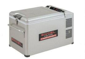 デジタル温度表示 ENGEL エンゲル冷凍冷蔵庫 ポータブルMシリーズ DC/AC 両電源 容量32L MT35F-P
