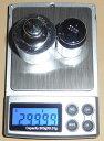 分銅付き激0.01g/300g:秤スケール精密はかり小型光るはかり