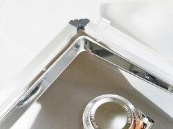 バーベキュー/ユニフレーム/ツインバーナー/遮熱板/汚れ