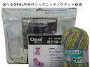 お好きなOPAL毛糸が選べるソックニッティングセット福袋【通常宅配便送料無料】