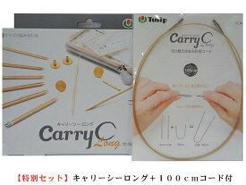 切り替え式竹輪針セットcarry C Long キャリーシーロングTCC-07+100cmコード付