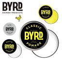 BYRD(バード)ポマード ヘアワックス ヘアスタイリング剤