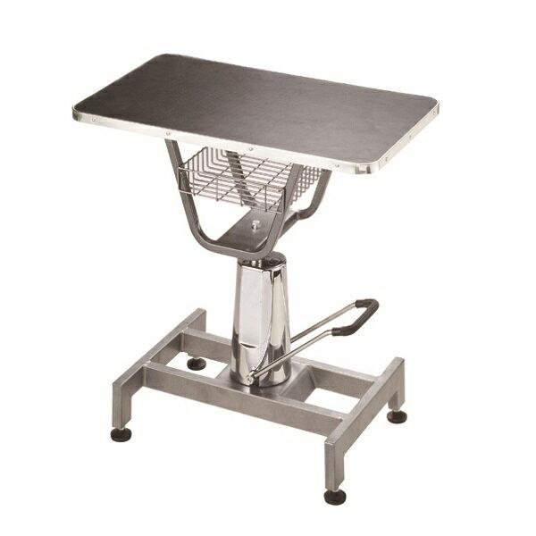 【油圧式昇降機能付】ハイドリック 油圧式トリミングテーブル CN−15【油圧テーブル】【高性能】【プロユース】