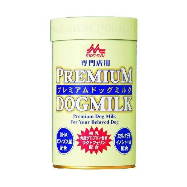 【幼犬の発育と免疫に配慮した多機能総合栄養食】森乳 プレミアムドッグミルク 150g