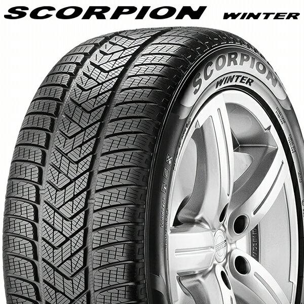【2017年製】315/40R21 115V XL MO【ピレリ スコーピオン ウインター】【PIRELLI SCOPION WINTER】【Mercedes-Benz承認】【新品】