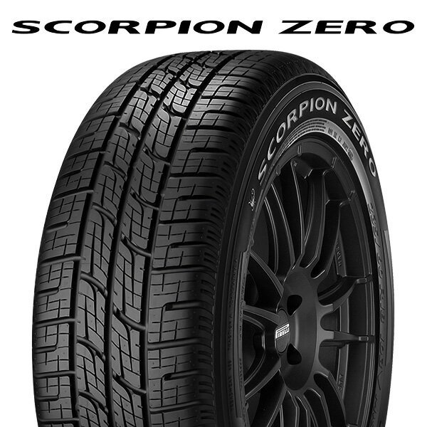 【2018年製】275/55R19 111V MO【ピレリ スコーピオン ゼロ】【PIRELLI SCORPION ZERO】【Mercedes-Benz承認】【新品】