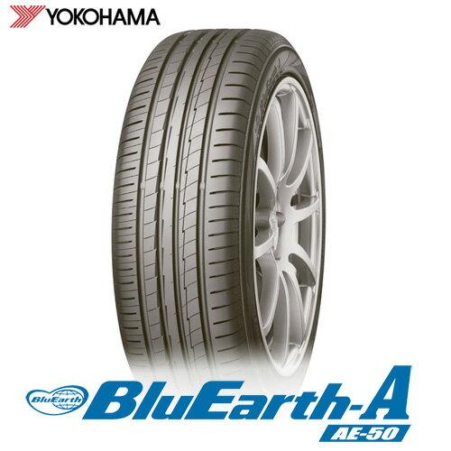 【ラスト1本】【2017年製】【AE50】205/55R16 91V【ヨコハマ ブルーアース-エース AE50】【YOKOHAMA BluEarth-A AE50】【新品】