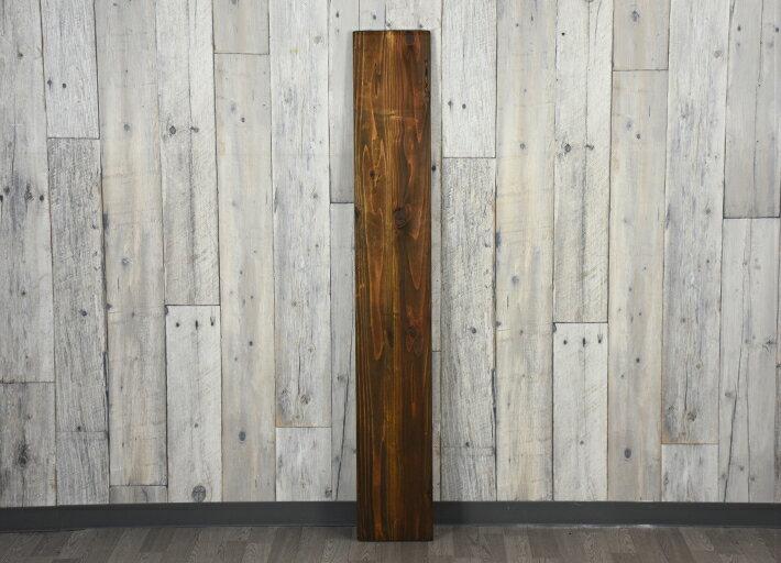 ヴィンテージ風 棚板 幅120 古材風 棚板 ウォールシェルフ アンティーク風棚