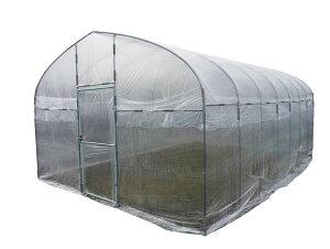 ナンエイ ビニールハウス H-3654 (3.9坪) [ビニール温室