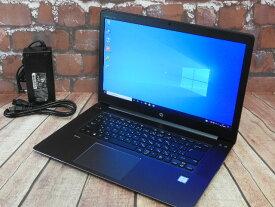 【中古】 Aランク HP ZBook Studio G3 第6世代上位i7 SSD512G メモリ16G搭載 Nvidia