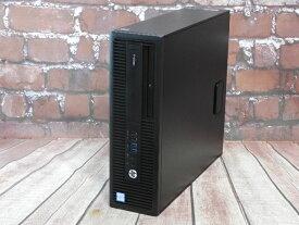 法人様応援セール 【中古】 Aランク HP ProDesk 600G2 第六世代 i7 SSD256G+HDD1TB 搭載 東京生産 デスクトップ