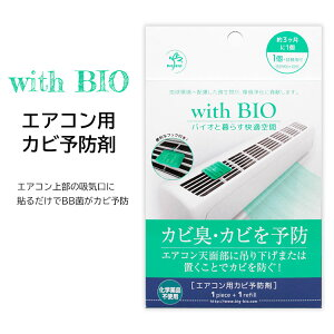 withBIOエアコン用カビ予防剤