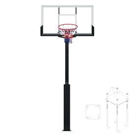 埋込式バスケットゴール:TO22