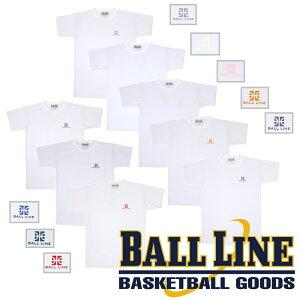 オンザコート ボールライン バスケット Tシャツ BT1224