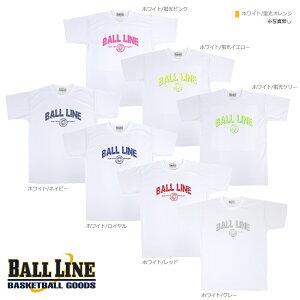 オンザコート ボールライン バスケット Tシャツ BT1345
