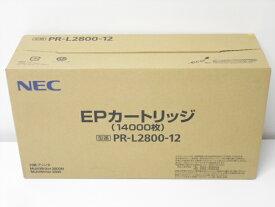 NEC PR-L2800-12 純正品 ■外箱若干汚れはがれマジック書き込み有り■製造年月日 未記載【中古】