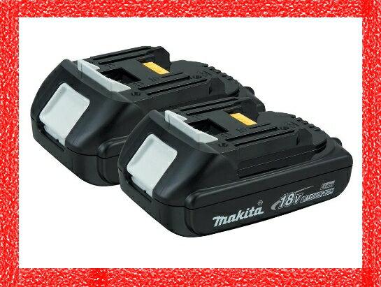 マキタ 純正 BL1820 バッテリー 18V 2個セット/2.0Ah/リチウムイオンバッテリー/蓄電池/リチウムイオン電池