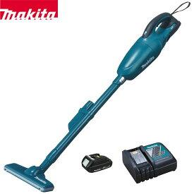 マキタ 18V コードレス 掃除機 カプセル式 CL180FDZ + 急速充電器 + 純正バッテリ 充電式 ハンディ クリーナー CL180FDRF