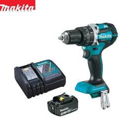 マキタ 18V 充電式 ブラシレス 振動ドリルドライバー HP484DZ 同等品 +急速充電器+純正バッテリーBL1830B 送料無料 コードレス XPH12Z 電動ドリル インパクト