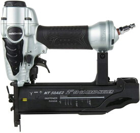 HiKOKI(日立工機) フィニッシュネイラー 仕上げ用釘打機 常圧 NT50AE2/16〜50mm/HITACHI/釘打ち機/仕上釘/コンプレッサー/フィニッシュネイル フローリング 床