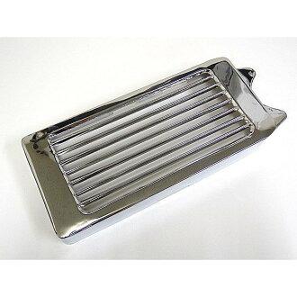 本田: 骏马 400 骏马 600 不锈钢散热器盖