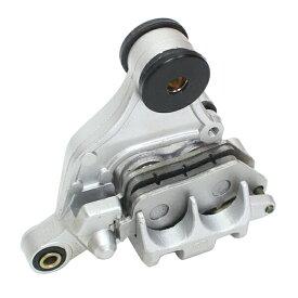 送料無料 ホンダ フュージョン250 フュージョンX フュージョン-2 MF02 フロント ブレーキ キャリパー 社外品 ブレーキパッド バイク カスタム 補修 パーツ 純正タイプ