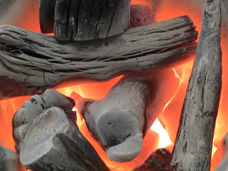 バーベキュー用の備長炭はコレ!土佐備長炭「馬目(うばめ)樫二級上」12kg ◆あす楽◆