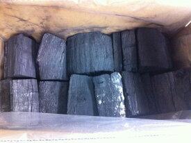 バーベキューにピッタリ!四万十の土佐木炭(樫)2kg西岡流着火法にも対応!◆あす楽関西四国◆