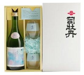 ◆予約受付中「土佐の地酒」司牡丹AMAOTOグラスセット純米酒 司牡丹酒造720ml×1本(グラス2個入り)