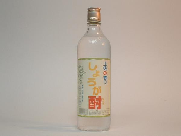 「土佐リキュール」菊水 土佐の香り しょうが酎 720ml