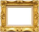 油彩額 油絵用額縁 7805 F20 (P20) ゴールド 金 (アートフレーム)-新品