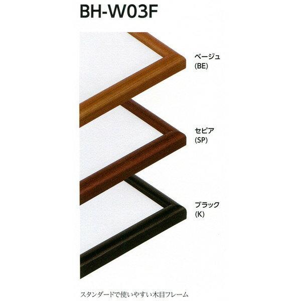 横長の額縁 フレーム BH-W03F 250X500mm -新品