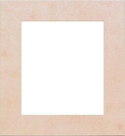 色紙額 4891 (8×9寸) ピンク -新品