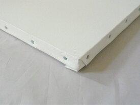画材 油絵・アクリル画用 張りキャンバス 綿化繊混紡 TC F15(P15.M15) 10枚セット -新品