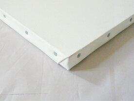 画材 油絵・アクリル画用 張りキャンバス 綿化繊混紡染 TK F8(P8.M8) 1枚 -新品