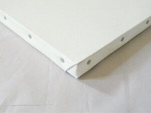 画材 油絵・アクリル画用 張りキャンバス 綿化繊混紡染 TK F3(P3.M3) 1枚 -新品