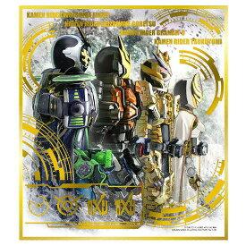 仮面ライダー 色紙ART7 [5.仮面ライダージオウ「4人のライダーが今ここに集結した」(金色箔押し)]【ネコポス配送対応】 【C】