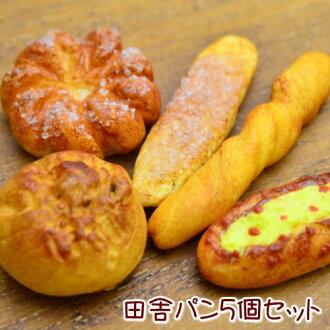 ☆재입하 대기☆미니어처 후드 시골 빵 5개 세트[SMBL2][m-s]