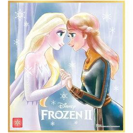 【品切中】ディズニー 色紙ART [16.アナと雪の女王2]【ネコポス配送対応】【C】