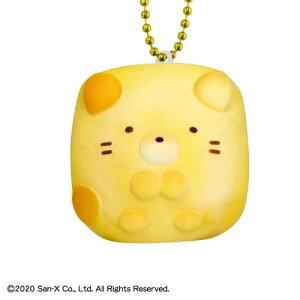 すみっコぐらし ちぎりパンスクイーズマスコット3 [3.ねこ]【 ネコポス不可 】【C】[sale200819]
