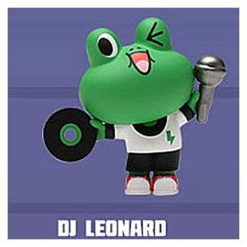 POPMART LINE FRIENDS ストリートシリーズ [10.DJ LEONARD]【 ネコポス不可 】