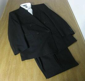 D'URBAN(ダーバン) festoneの春夏秋用ダブル礼服 アジャスター付き rh91 A3 A8
