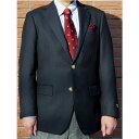 秋冬春 3つボタン 紺ブレザー 金ボタン 【高級素材】【ウール100%】 OXFORD CLASSIC PremiumLine メンズ ジャケット 0…